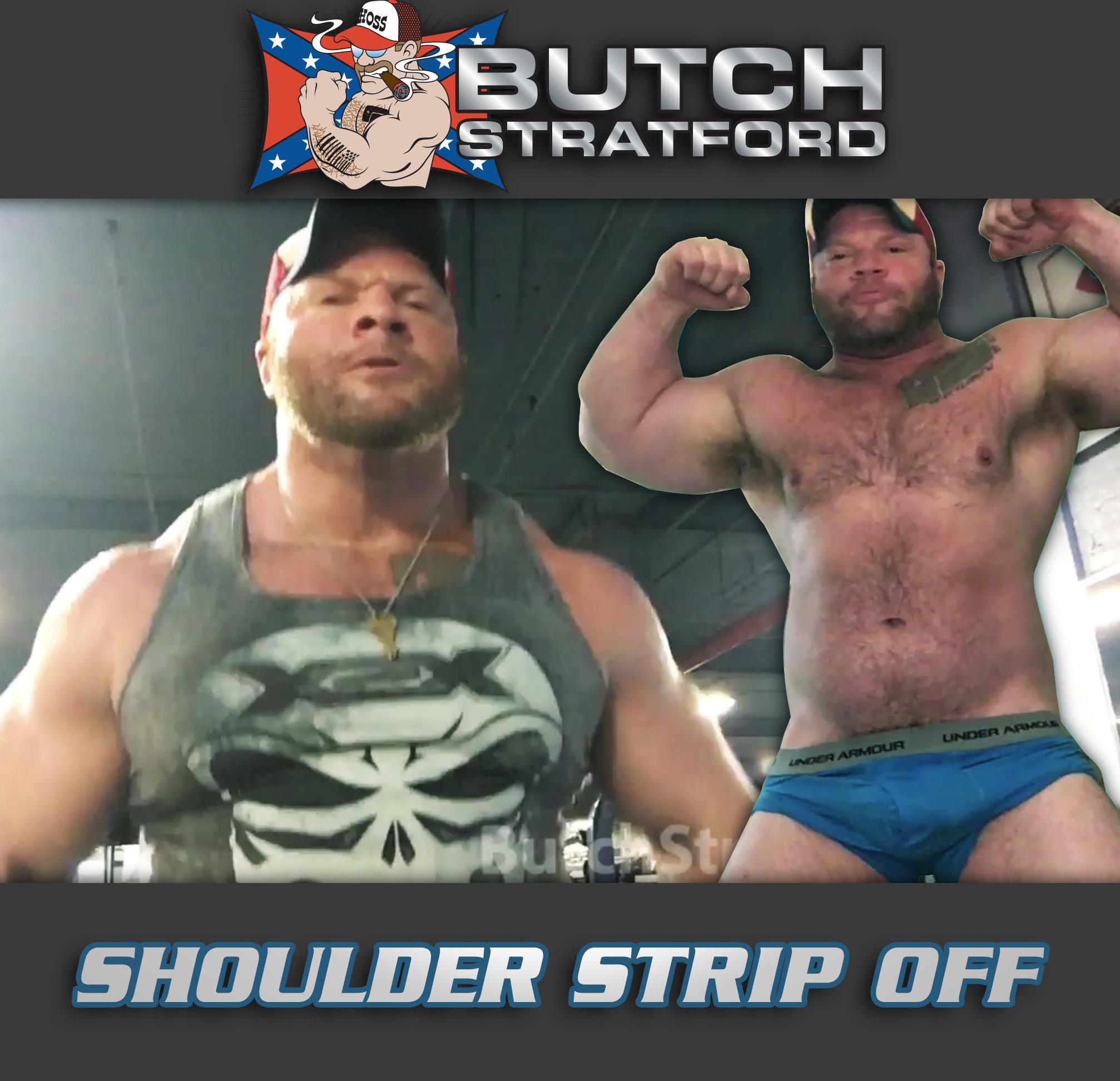 Shoulder Strip Off 13460