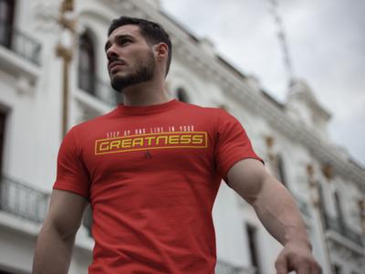 Men's Greatness Shirt