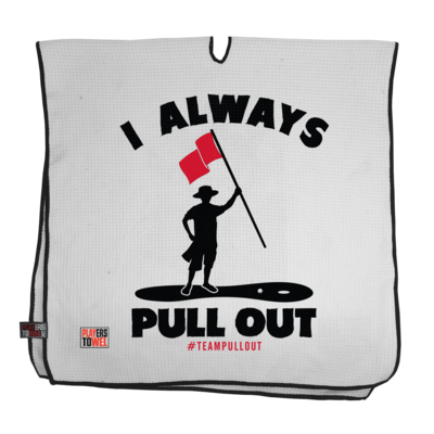 Pull It Out Player Towel