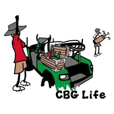 CBG Life Cooler Treasure