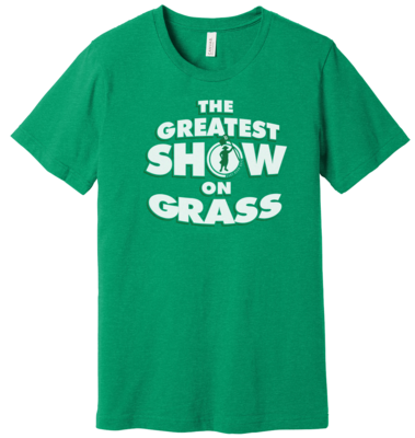 2020 Phx Open T-shirt Greatest Show on Front
