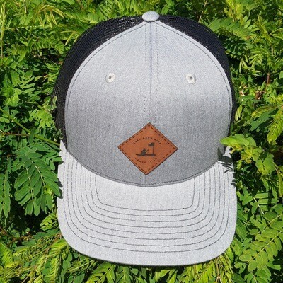 CBG Leave it In Leather hat