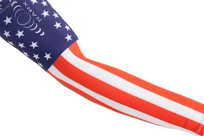 UV Sleeves Stars and Stripes