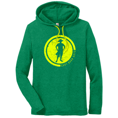 2019 Green Hooded Sweatshirt