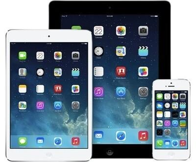 A5 Manual to accompany Apple iPad &/or iPhone