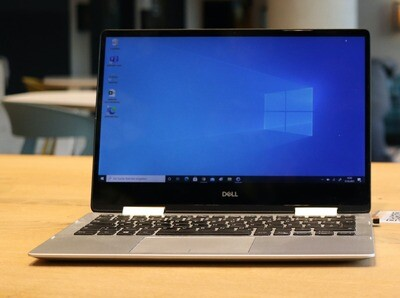 A5 Manual to accompany a Windows 10 laptop or desktop computer