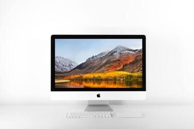 A5 Manual to accompany a MacBook / iMac