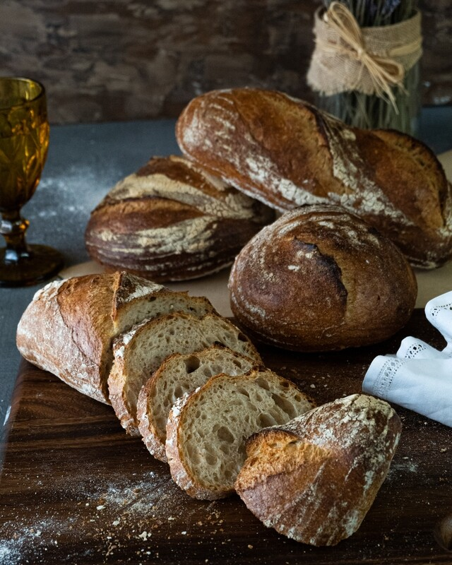 Bread & Baking Program - 3 Weeks Package
