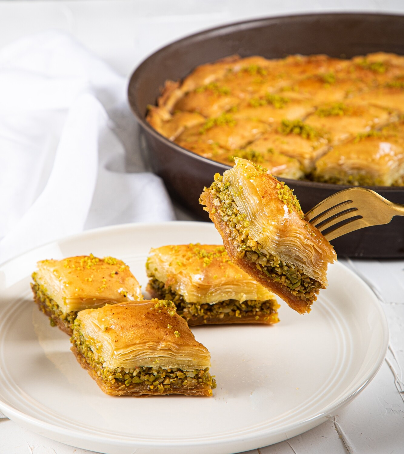 Arabic Sweets & Savory Snacks – 5 Days Package