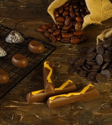 All about Chocolate & Frozen Desserts Program – 5 Days Course Package