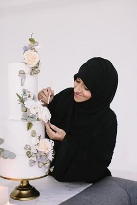 Sugar Flower Artistry Masterclass by the Master of Sugar Flowers, Reema Siraj