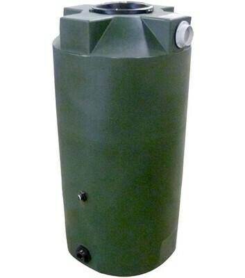 150 Gallon Rain Harvesting Tank with sunshield