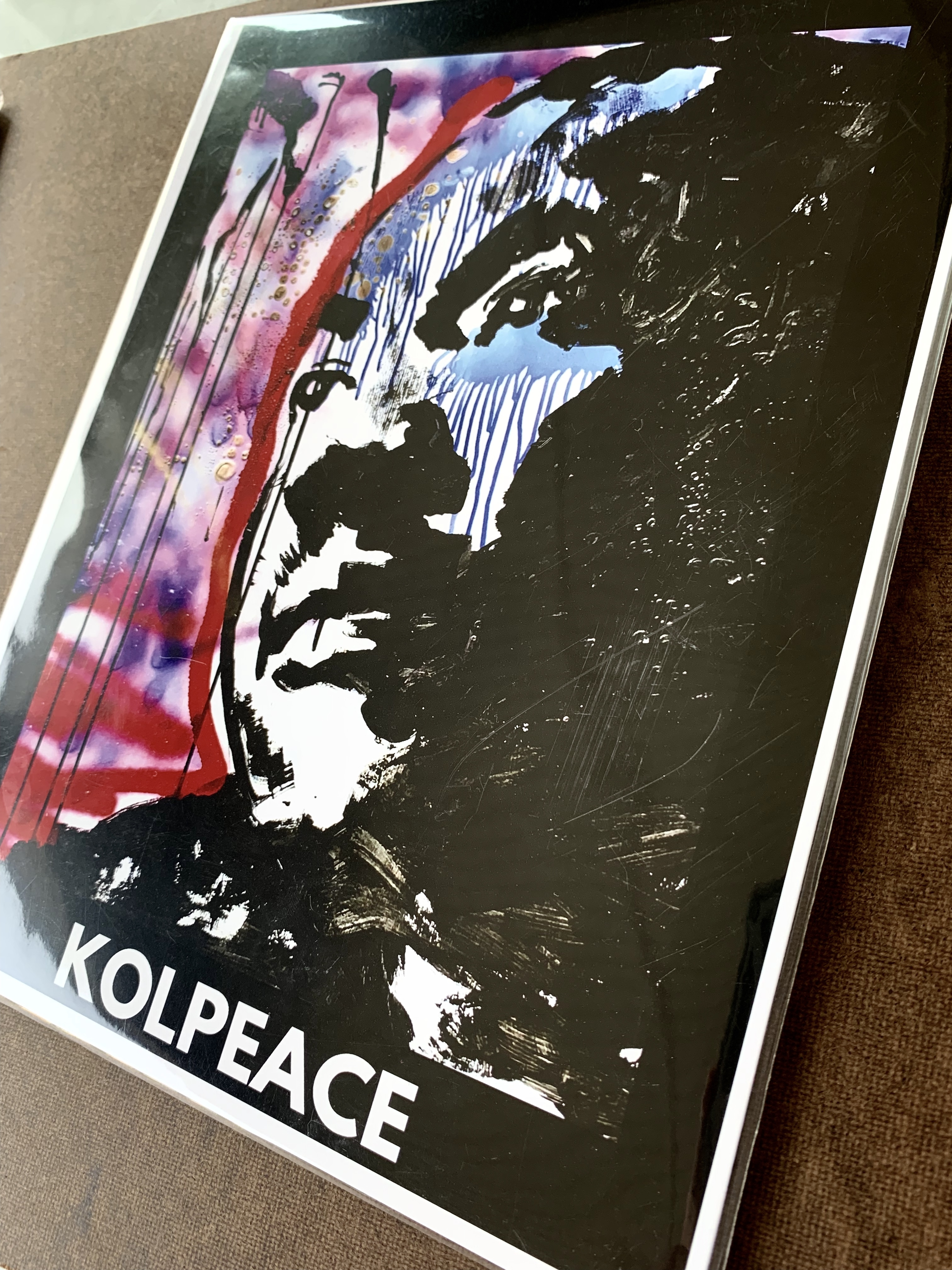 Long Live The King | KOLPEACE PRINT