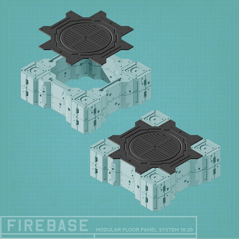 Firebase Floor Section