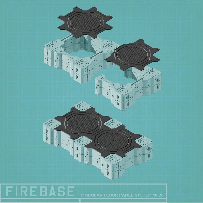 Firebase Floor Section Extension