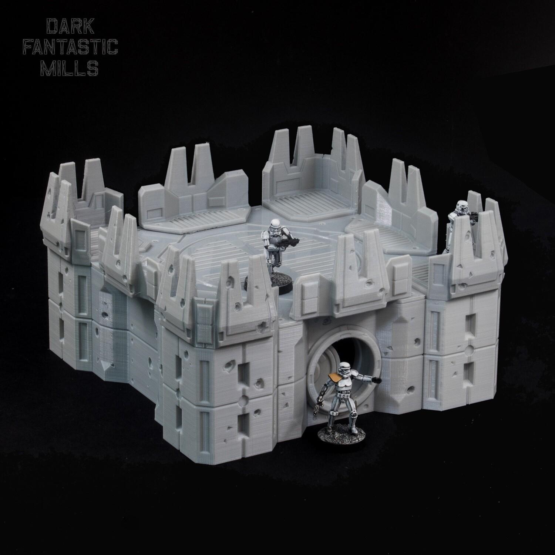 Firebase Bunker