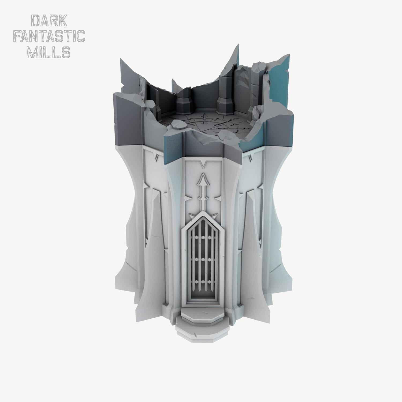 Chaos Blade Tower Broken Top