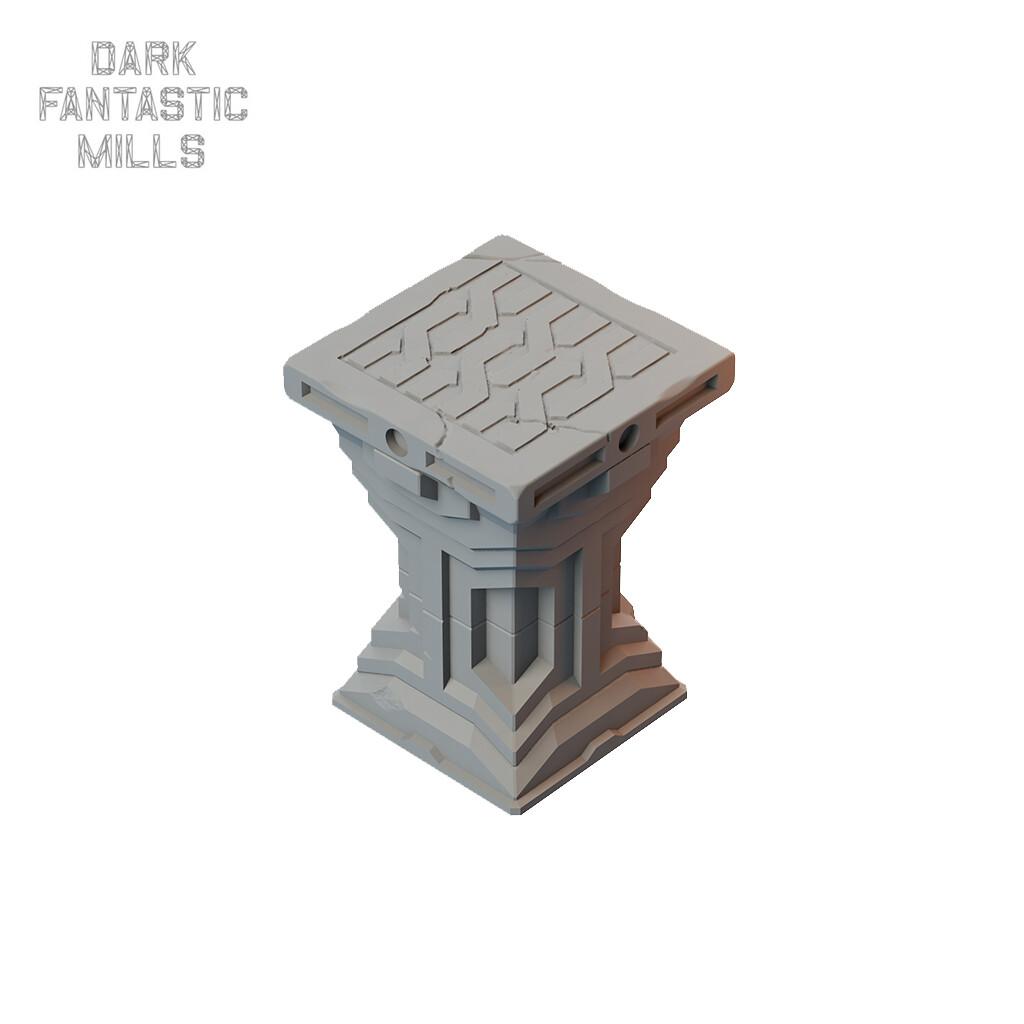 Fallen Empire Short Pillar