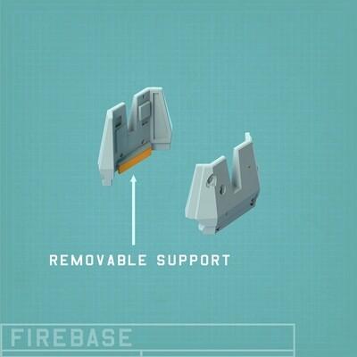 Firebase Junction Walls