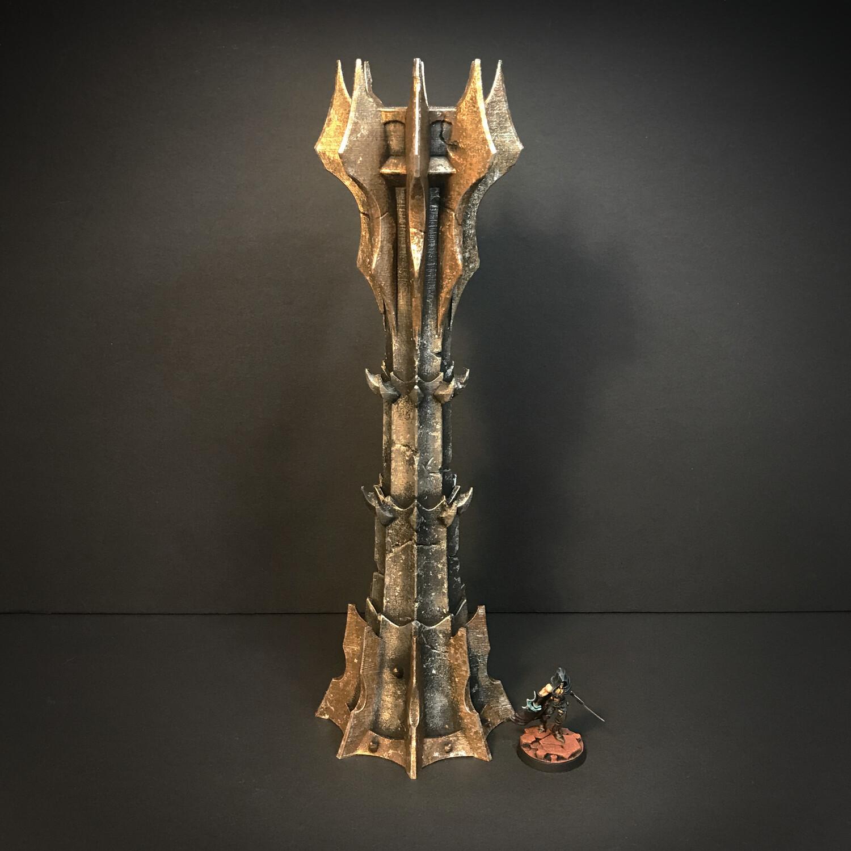 Chaos Blade Fortress Pillar