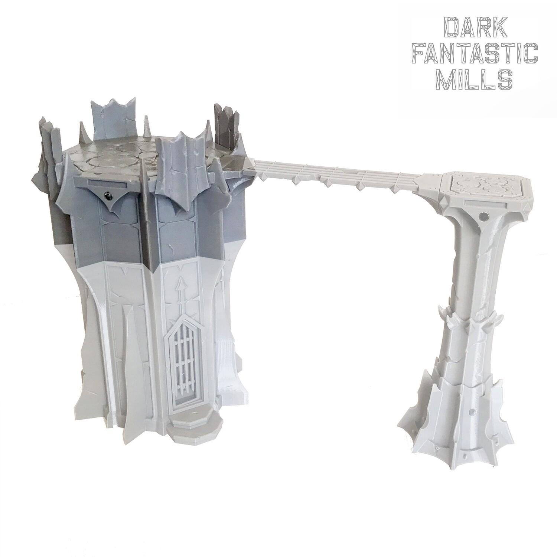 Chaos Blade Tower Eightpoint Nexus