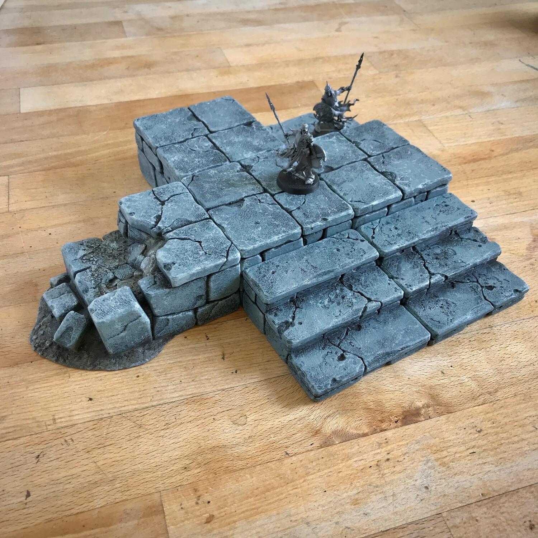Necrosian Temple Blocks Bundle - Save 10%!