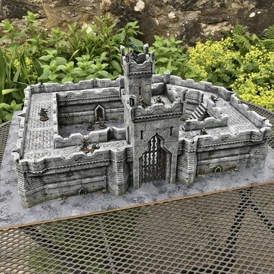 Stronghold Fortress - Save 20%!