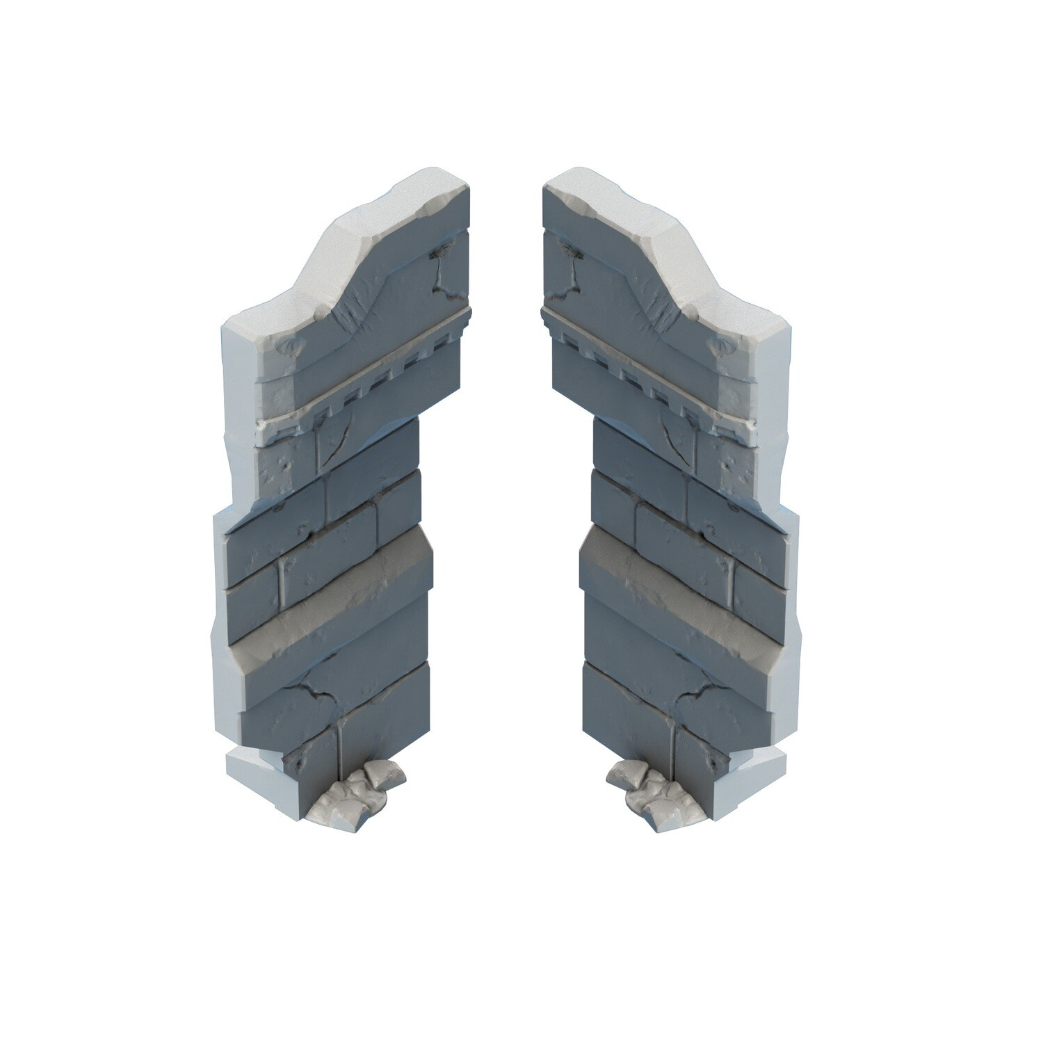 Stronghold Archway Join Parts