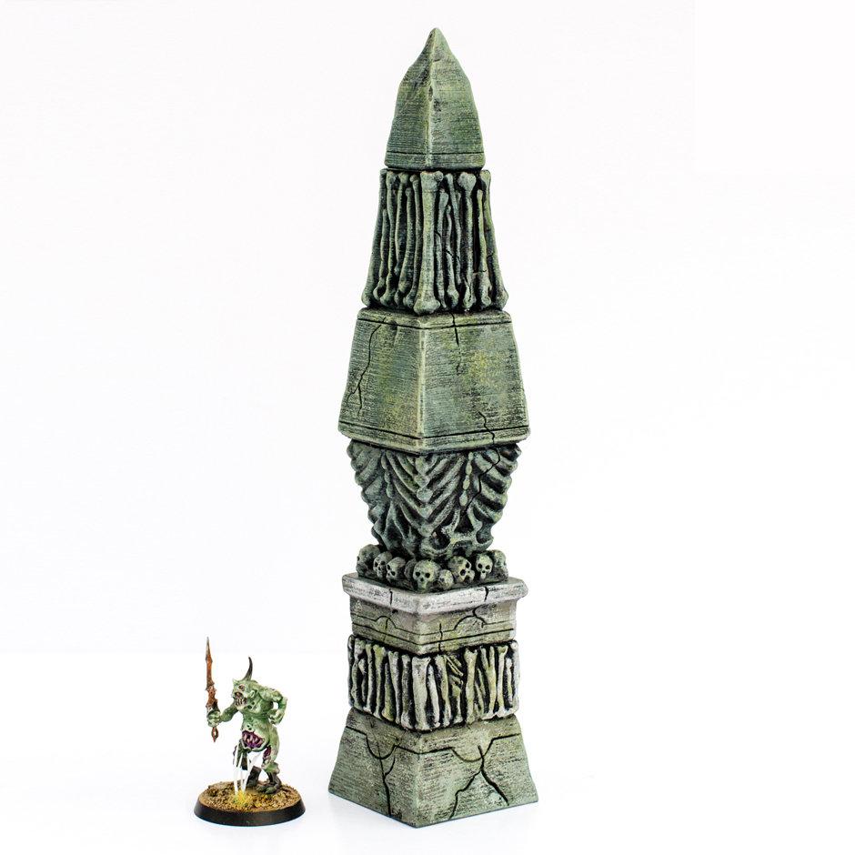 Necrosian Temple Pylon