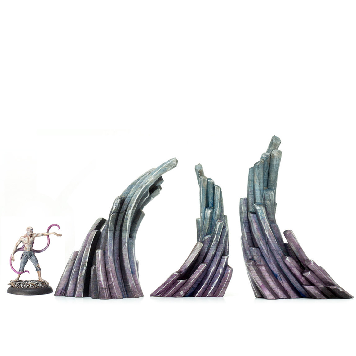 Wyvern Spires, Small Group
