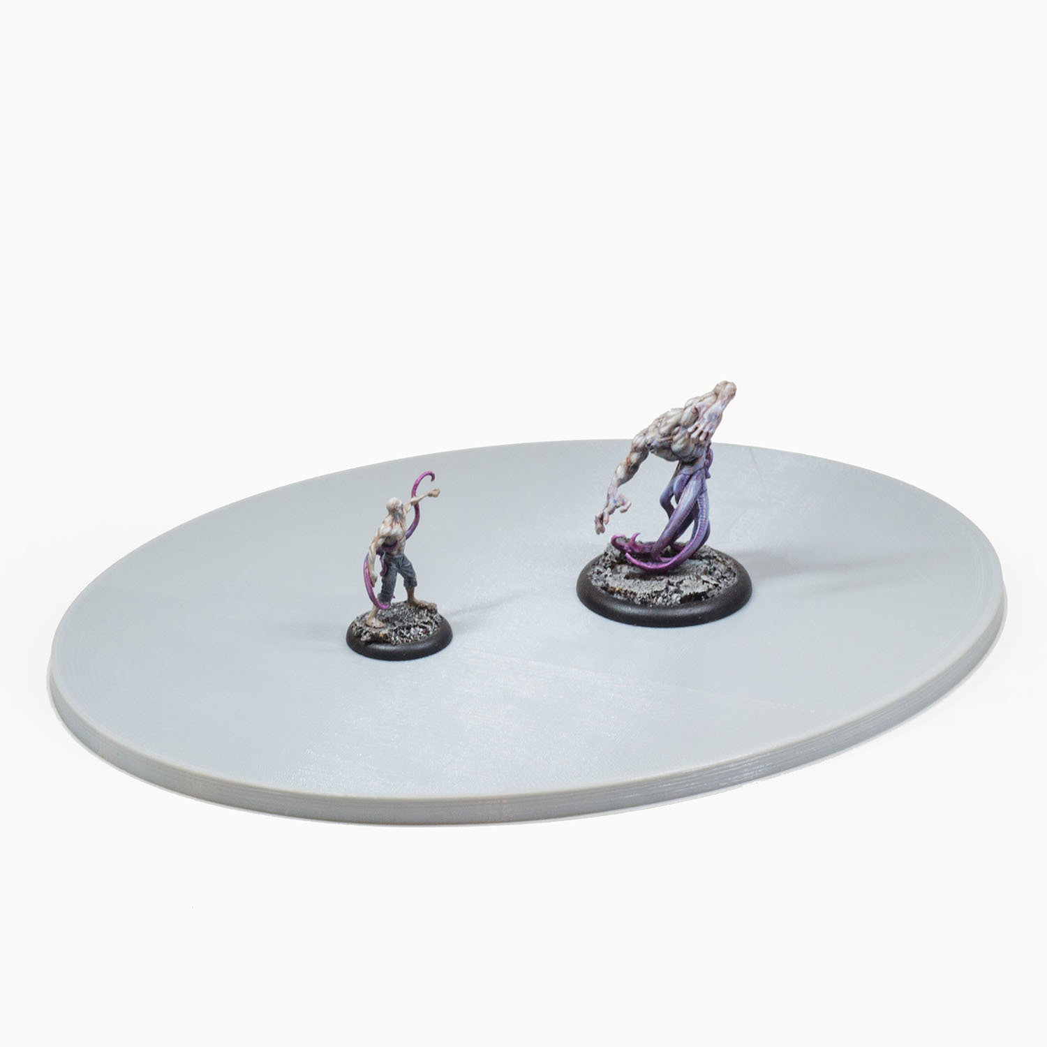 280mm by 210mm Oval Base