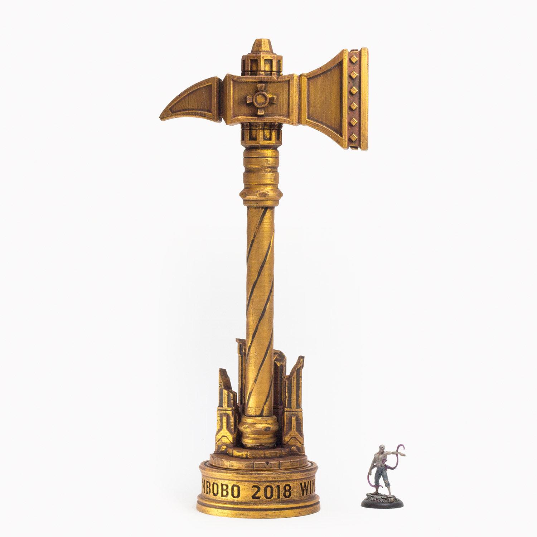 War Hammer Trophy