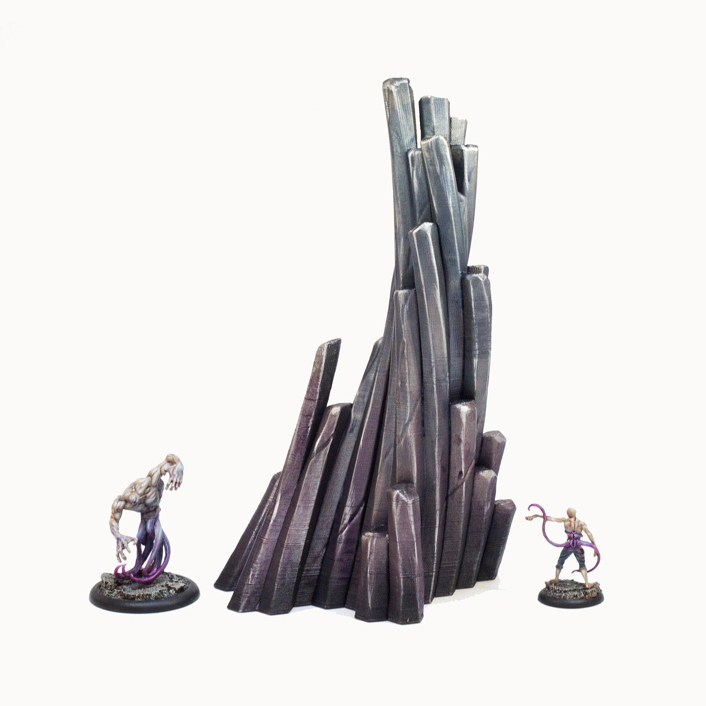 Giant Wyvern Spires