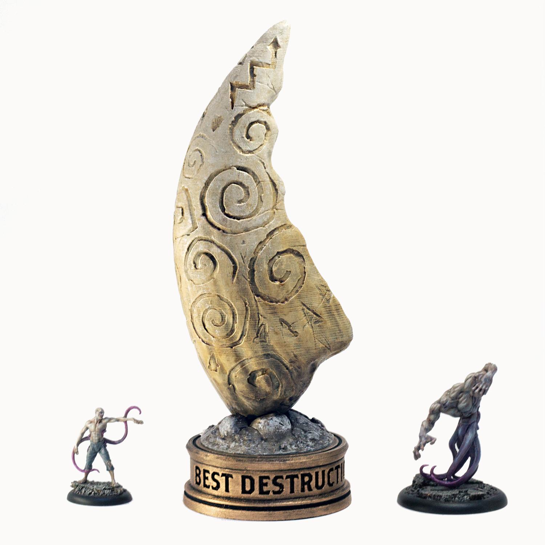 Wyrmfang Trophy
