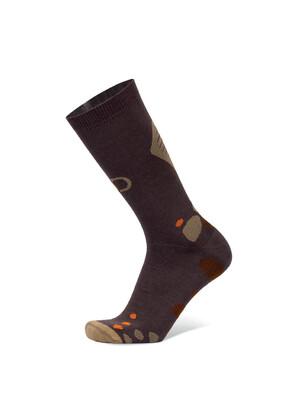 Tropical Ultra Light Crew Socks