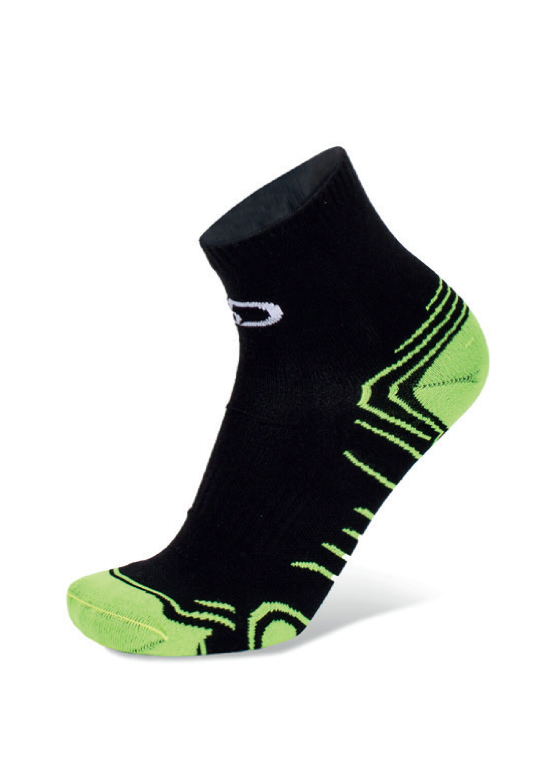 Tropical Friction Free Double Layer Socks