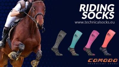 Riding socks Technical
