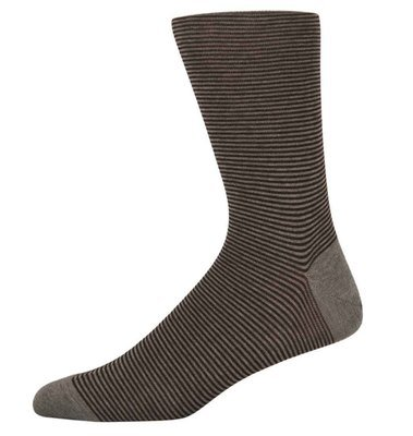 James Brown Fine Striped Socks
