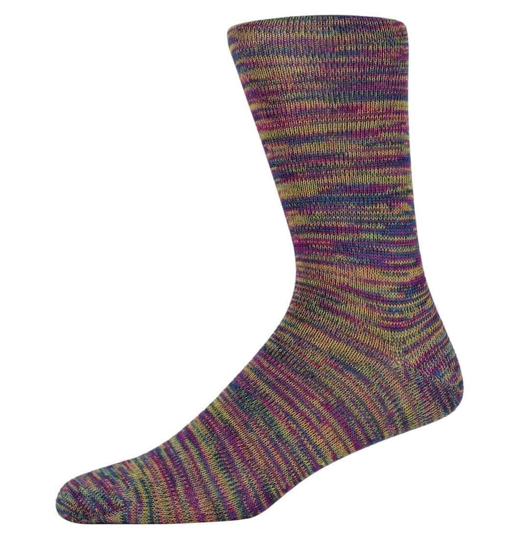 Ian Berry multicolour socks