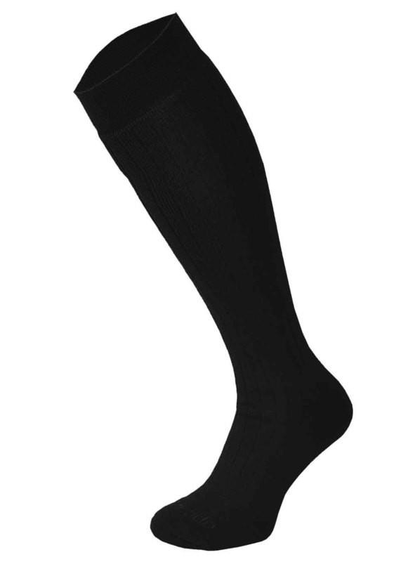 Black Long Hunting and Fishing Socks