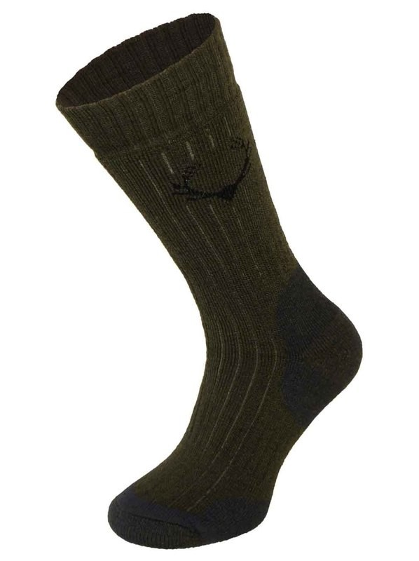 Heavyweight Merino Wool Shooting Hunting Socks