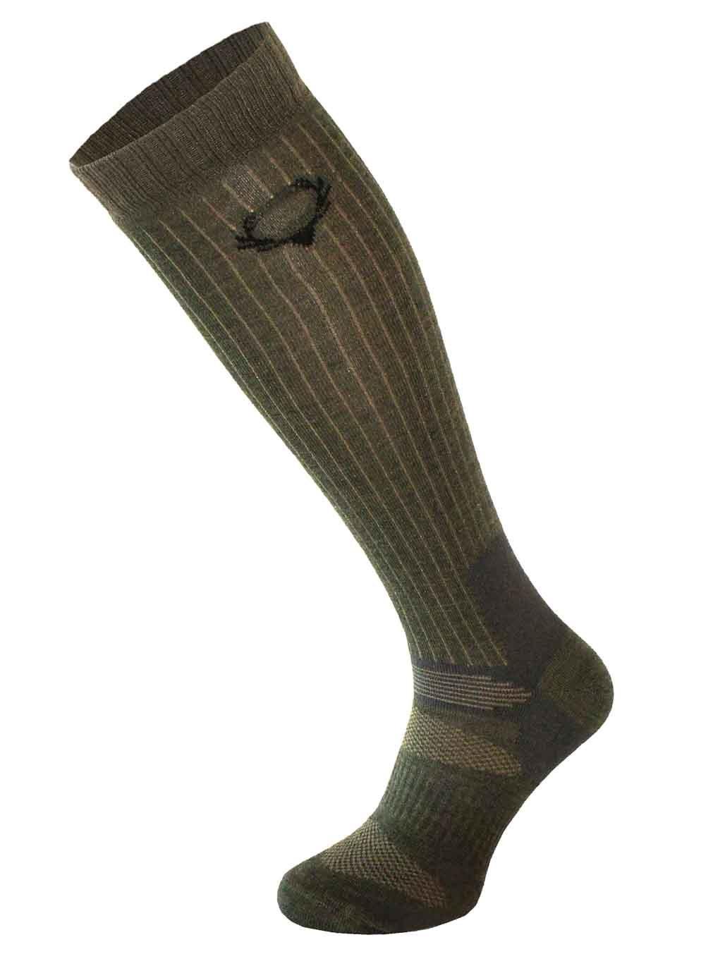 Merino Wool Long Performance Shooting Hunting Socks