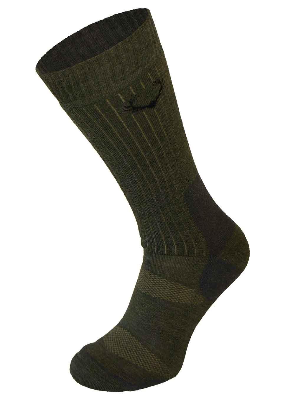 Midweight Merino Wool Shooting and Hunting Socks