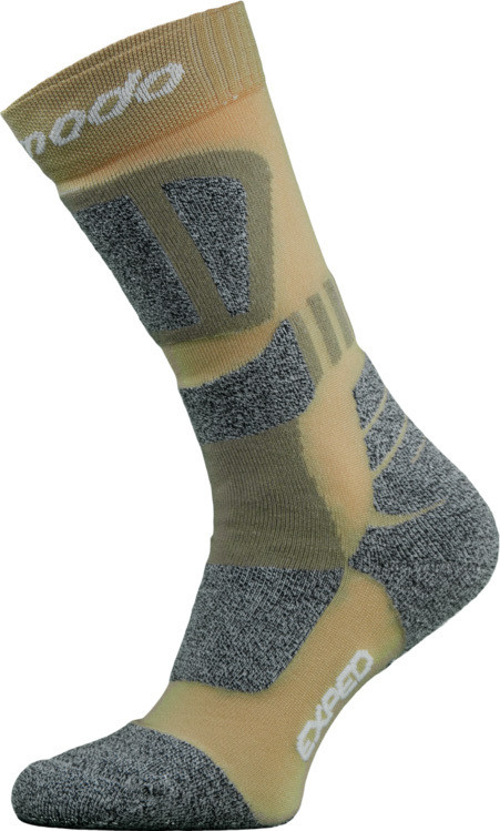 Beige and Grey Drytex Trekking Socks
