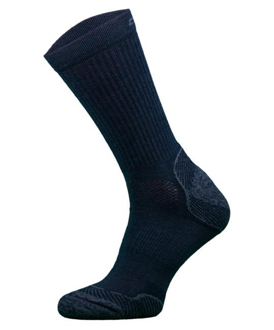 Black Outdoor Performance Socks