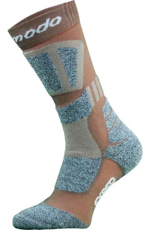Blue and Brown Drytex Trekking Socks
