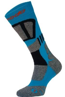 Blue and Grey Drytex Trekking Socks