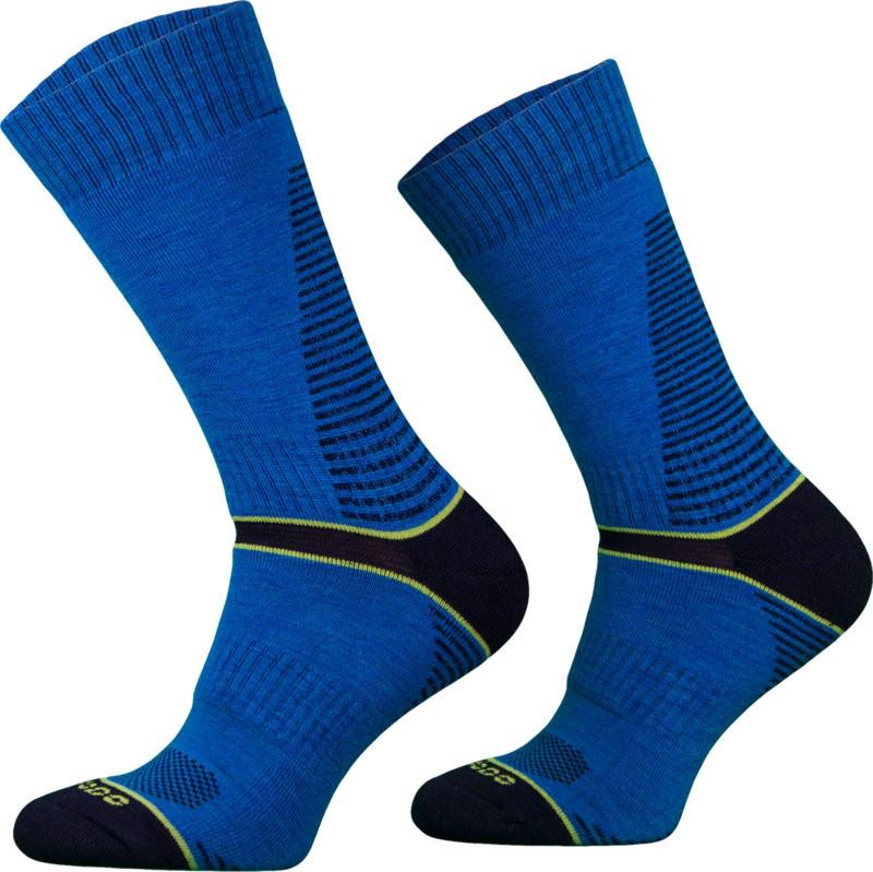 Blue CLIMACONTROL Performance Hiking Socks
