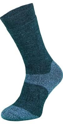 Blue Thick Hiking Socks