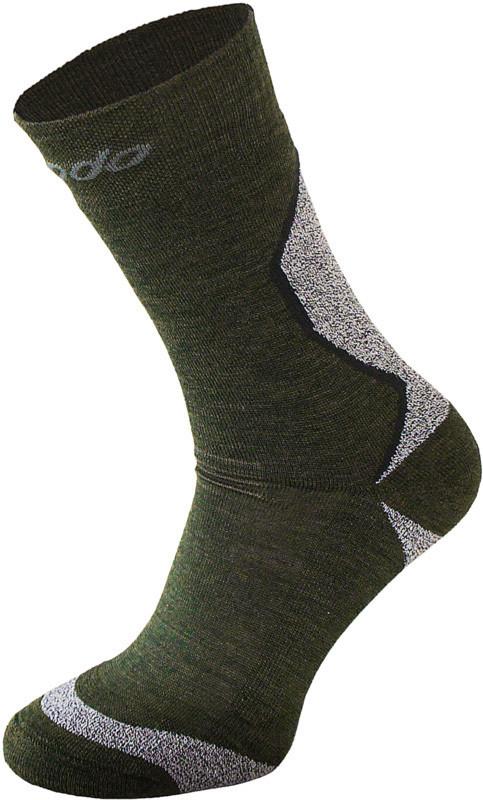 Green Extreme Trekking Socks